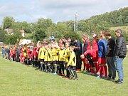 Oslavy 85 let fotbalu v Březové nad Svitavou.