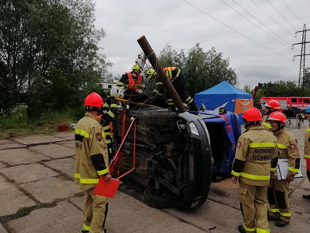 آتش نشانان ژویچکو در مسابقات نجات منطقه ای پیروز شدند.