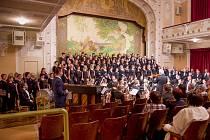Sbory z regionu oslavily společně výročí republiky.