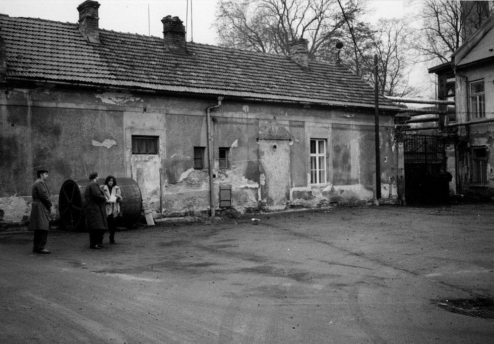 Schindlerův seznam před 25 lety ve Svitavách