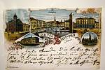 Jak se proměňovaly Svitavy a jejich okolí ukáží návštěvníkům muzea historické pohlednice