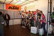 Tečka za vydařeným seriálem Orion Shiva KTM Cup 2017.
