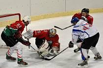 Hráči Litomyšle dokázali otočit zápas proti Hlinsku.
