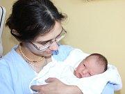 ŠIMON POSPÍŠIL. Maminka Zuzana se od 17. března 21.17 hodin raduje z narození syna. Ve svitavské porodnici mu navážili 2,6 kilogramu a naměřili 48 centimetrů.