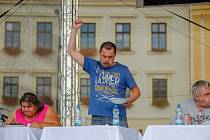 Maxijedlík Jaroslav Němec z Bystrého u Poličky.