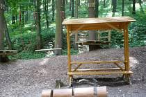 Lanový park je přístupný celoročně.