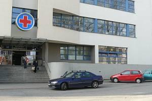 Nemocnice ve Svitavách. Ilustrační foto.
