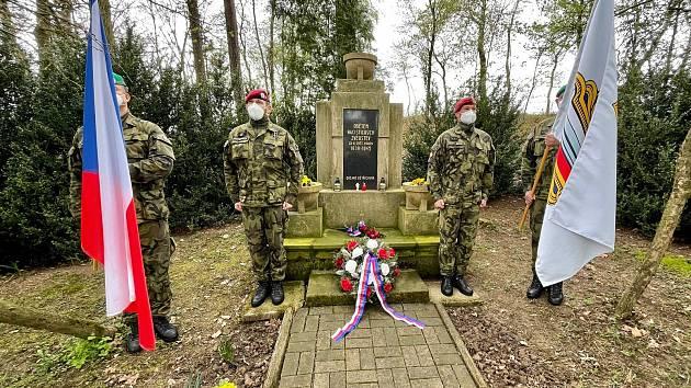 نمایندگان شهر موراوسکا تربووا یاد قربانیان جنگ جهانی دوم را گرامی داشتند.