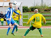TJ Svitavy vs. FC Hlinsko.