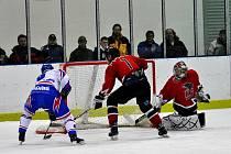 Co napravovat mají po prvním finálovém utkání moravskotřebovští hokejisté. Soupeři z Chrudimi jim udělili krutou lekci z efektivity.