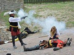 Třicetiletá válka na Svojanově.