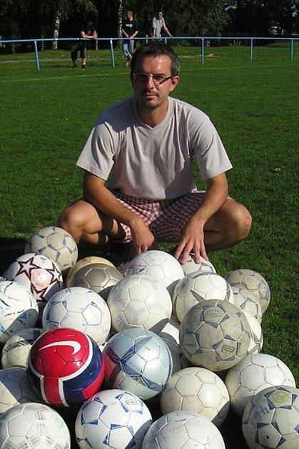 Milan Králíček si v neděli zahraje na stadionu, kde fotbalově vyrůstal a strávil řadu úspěšných sezon.
