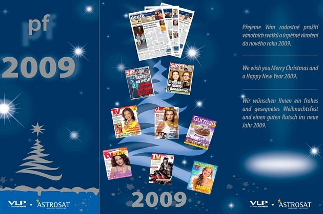 Deník přeje všem čtenářům radostné prožití svátků a úspěšné vkročení do Nového roku
