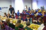 Nejmladší šachisté TJ Štefanydes se zúčastnili mistrovství České republiky družstev mladších žáků v Táboře.