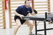 David Marek (TJ Sokol Borová).
