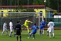 Cerekvice nad Loučnou porazila Kamennou Horku na penalty.