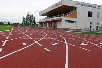 Svitavy mají jedinečný sportovní stadion.