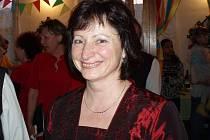 MIROSLAVA DUCHÁČKOVÁ vede svitavské pěvecké sdružení Dalibor od roku  1995.