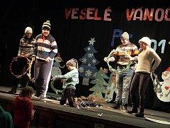Smích, hry a zábava aneb ta pravá vánoční besídka