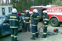 Hasiči v Budislavi jsou připraveni na mnoho složitých situací, na které se dokáží připravit.