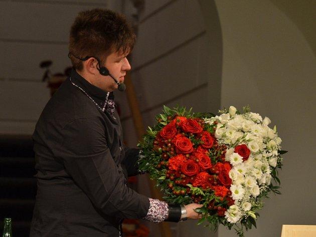 Květinová show v Moravské Třebové.