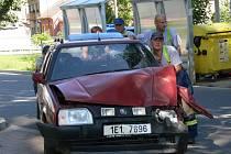 Smrtelná nehoda na ulici Svitavská