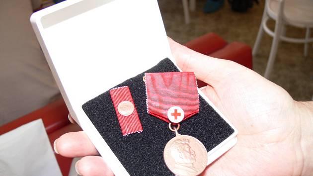 Bronzová medaile Dr. Jánského.