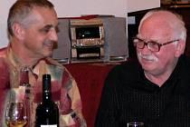 DAVID VÁVRA spolupracoval na Šumné Litomyšli s exstarostou Miroslavem Brýdlem.