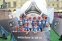 Fotografie z mistrovství Evropy ve fotbale