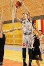 Středoevropská mládežnická basketbalová liga v Litomyšli.