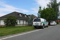 Dům Šefrnových v Javorníku byl vykraden