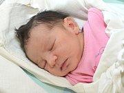RENÁTA ONDRÁŠOVÁ. Narodila se 17. května Renatě Ondrášové a Vasilu Šomovi z Vranové Lhoty. Měřila 48 centimetrů a vážila 3,05 kilogramu.