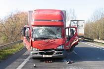 Fotografie nehody.