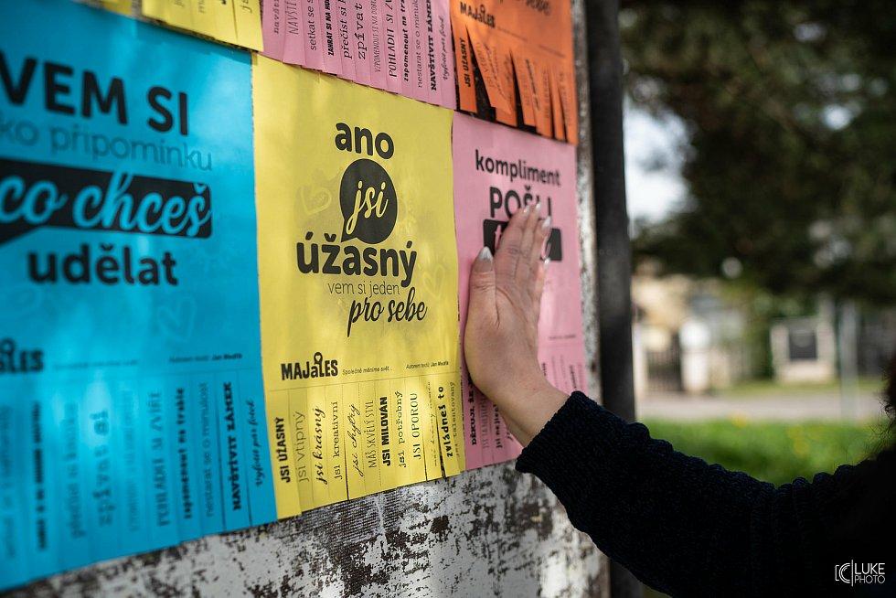 1.ročník majálesu v Moravské Třebové.