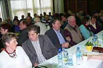 Setkání seniorů z Mikroregionu Litomyšlsko – Desinka v Lubné.