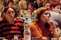 Odborná konference sestřiček ve Svitavách.