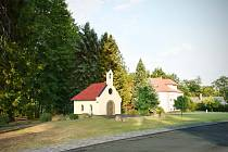 Vizualizace kaple