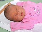 ELENA JIRÁKOVÁ. Narodila se 17. října Ivaně a Tomášovi ze Svitav. Měřila 49 centimetrů a vážila 3,48 kilogramu. Má bráchu Tomáška.