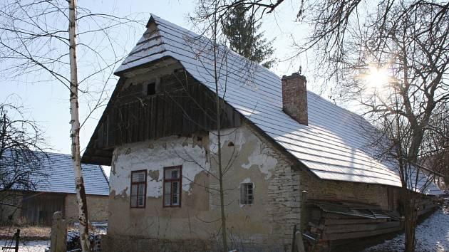 Usedlost v Čisté se možná stane novou národní kulturní památkou.