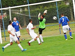 Fotbalisté z Cerekvice si podle předpokladů bezpečně poradili s Radiměří.
