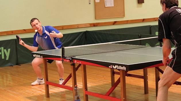 Stolní tenisté v domácím prostředí nezaváhali a porazili soupeře z Blanska.
