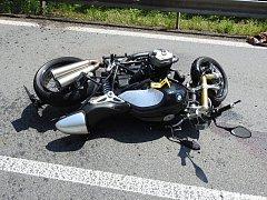 Policie hledá svědky nehody