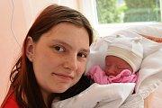 HANA DYTRICHOVÁ.  Narodila se 13. dubna Monice Kučerové a Jiřímu Dytrichovi z  Poličky. Měřila 48 centimetrů  a vážila 2,65 kilogramu. Má brášku Filipa.