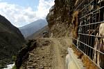 Rizika na afghánské cestě.