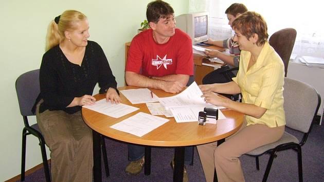 Lenka Buchtová, Václav Paar a Zdeňka Hejdová jsou klíčové osoby svitavského střediska Probační a mediační služby.