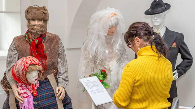 VÝSTAVA v Regionálním muzeu v Litomyšli představuje období od masopustů po Velikonoce.