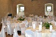SVATEBNÍ VELETRH na zámeckém návrší přilákal do Litomyšle stovky návštěvníků. Ti měli možnost ochutnat svatební cukroví, vybrat si svatebního fotografa, prohlédnout šaty nebo nabrat inspiraci pro svatební výzdobu. Zájemci o svatbu v lokalitě nedaleko zámk