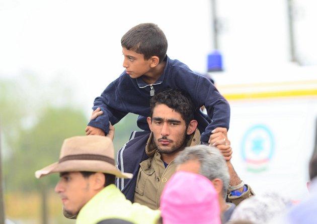 Migranti podle fabulací poličských obyvatel měli být na pět kilometrů vzdáleném dětském táboře Balda. Jednalo se však o nepodložené informace. Ilustrační foto: Radim Hromádko