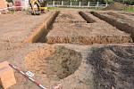 Archeologové byli v Litomyšli úspěšní, mají důkazy o osídlení.