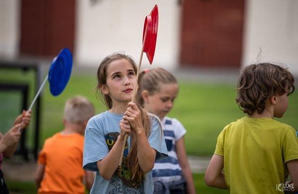 Žonglérská školička.